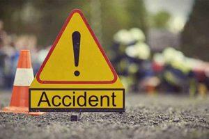 ट्याक्टर दुर्घटना हुँदा सहचालकको मृत्यु