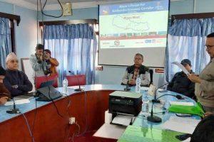 'सिद्धार्थ आर्थिक करिडोर' को भर्चुअल बैठक, १५ स्थानीय तहको साझा चासोमा छलफल हुँदै