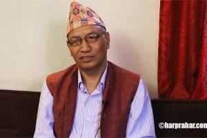 केपी ओलीलाई इतिहासले कहिलै पनि क्षमा गर्दैन : नेता राजेन्द्र प्रसाद श्रेष्ठ, जसपा