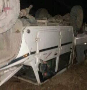 रुकुम पश्चिम आठबिसकोटमा जीप दुर्घट्ना: ४ जनाको घटनास्थलमै मृत्यु, १ घाइते