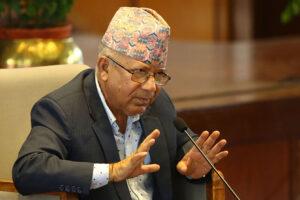 नेता नेपाललाई मन्त्री चयनको जिम्मेवारी