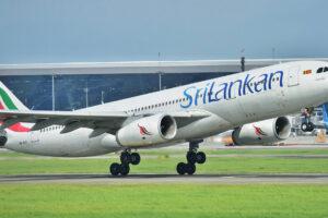 श्रीलङ्कन एयरको काठमाडौं सिधा उडान